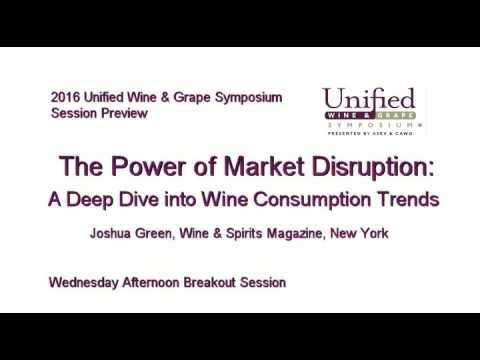 The Power of Market Disruption: A Deep Dive into Wine Consumption Trends
